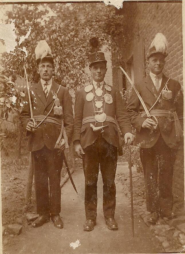 foto 4 Schutterij Sint Martinus Horn 1919